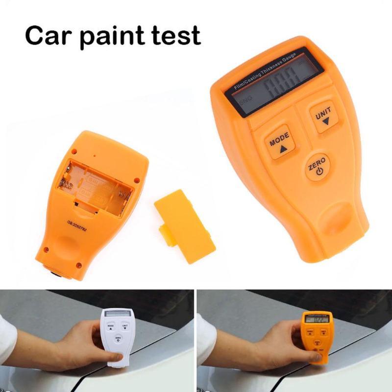 Car Paint Tester