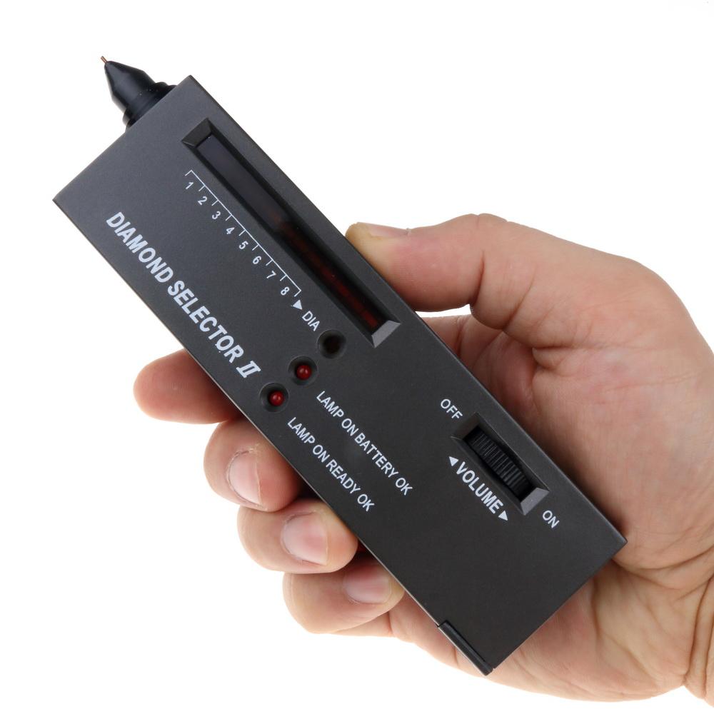 Diamond Tester Pen, Portable Detector Diamond Selector
