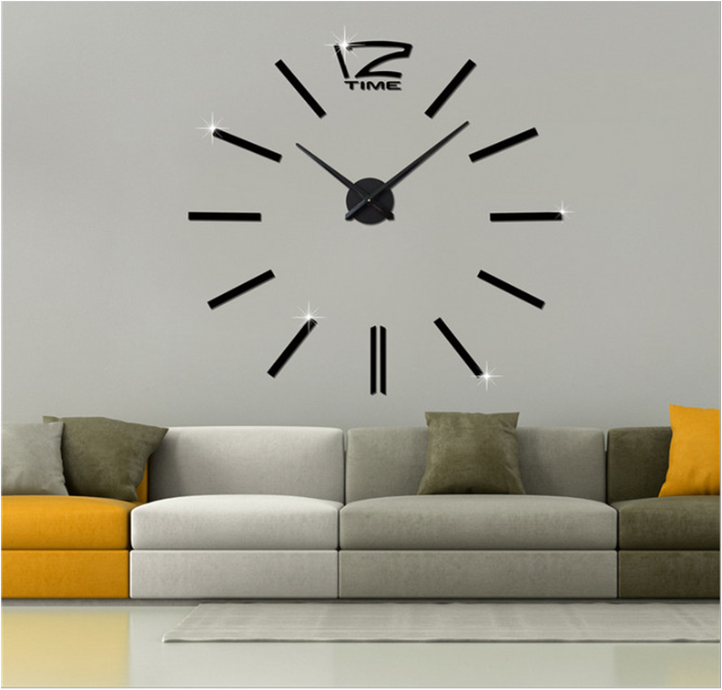 DIY Wall Clock - 01