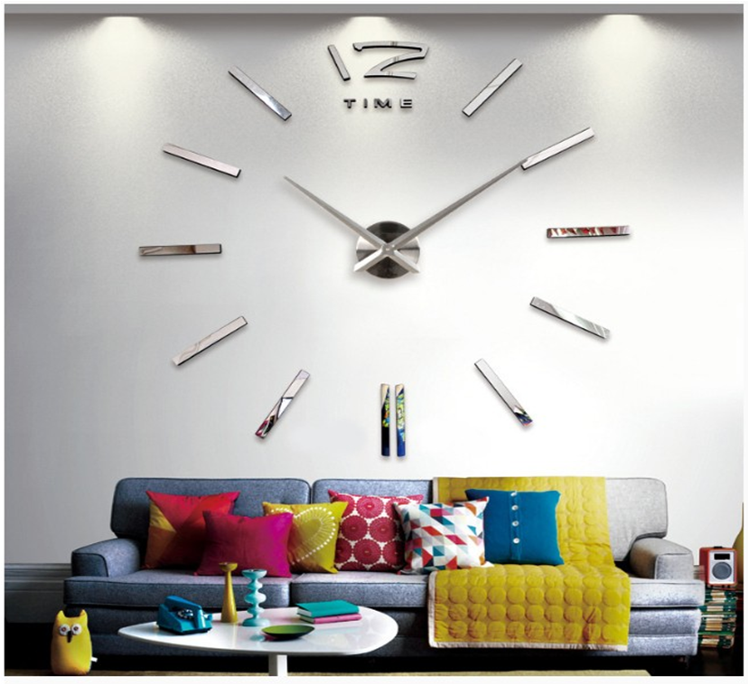 DIY Wall Clock - 01