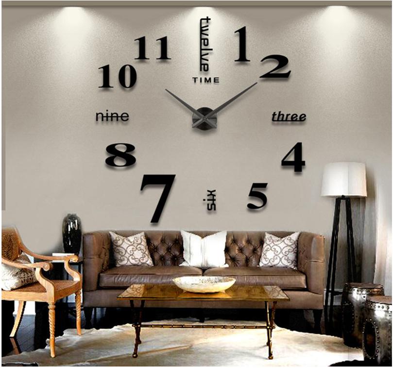DIY Wall Clock - 02