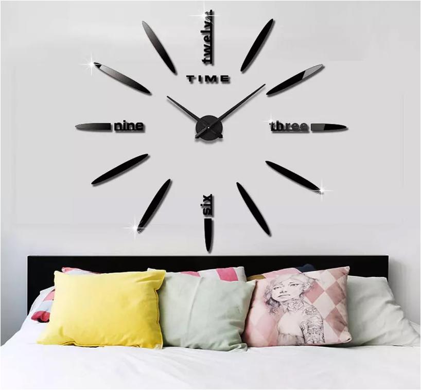 DIY Wall Clock - 03