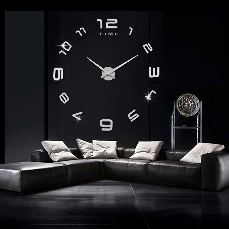 DIY Wall Clock - 06