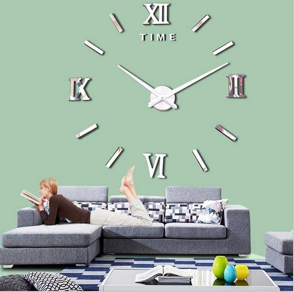 DIY Wall Clock - 07