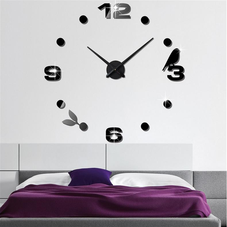DIY Wall Clock - 10