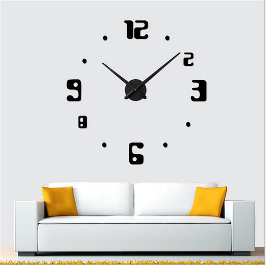 DIY Wall Clock - 11