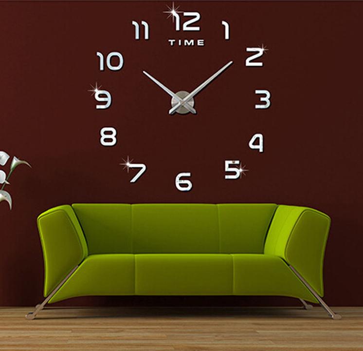 DIY Wall Clock - 12