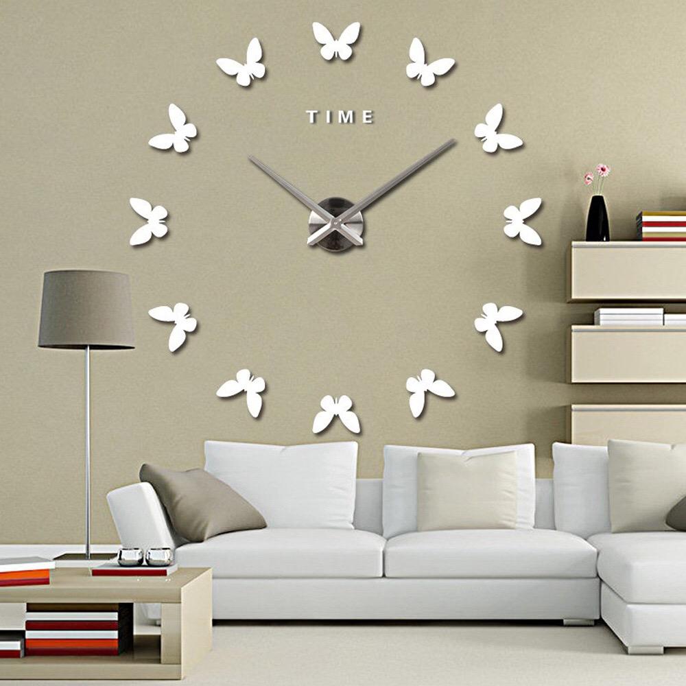 DIY Wall Clock - 13