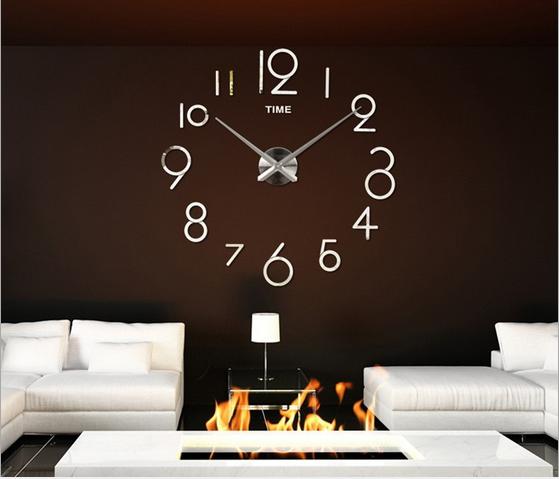 DIY Wall Clock - 16