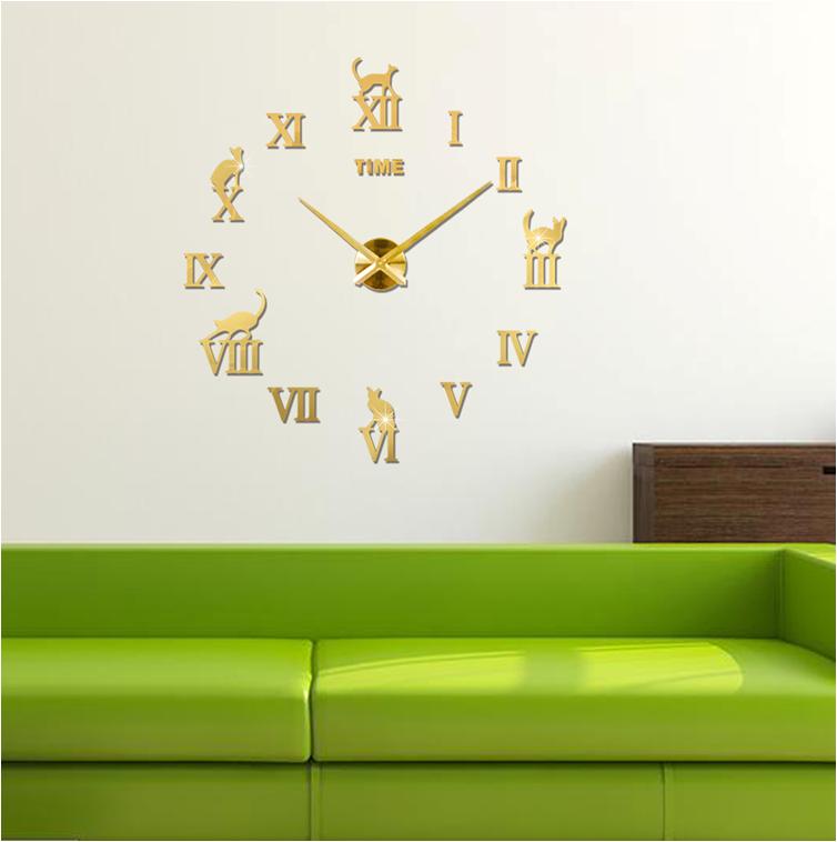 DIY Wall Clock - 19