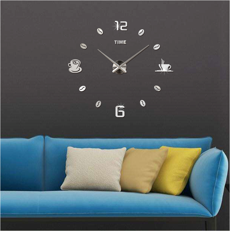 DIY Wall Clock - 20