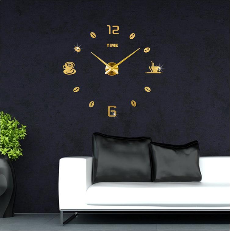 DIY Wall Clock - 20