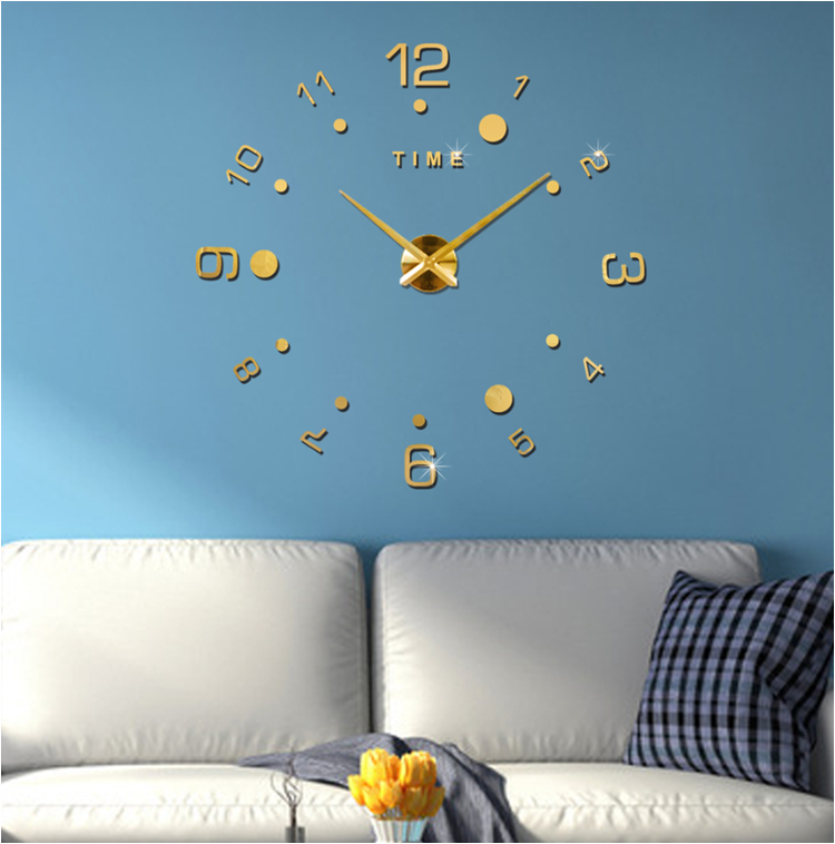 DIY Wall Clock - 21