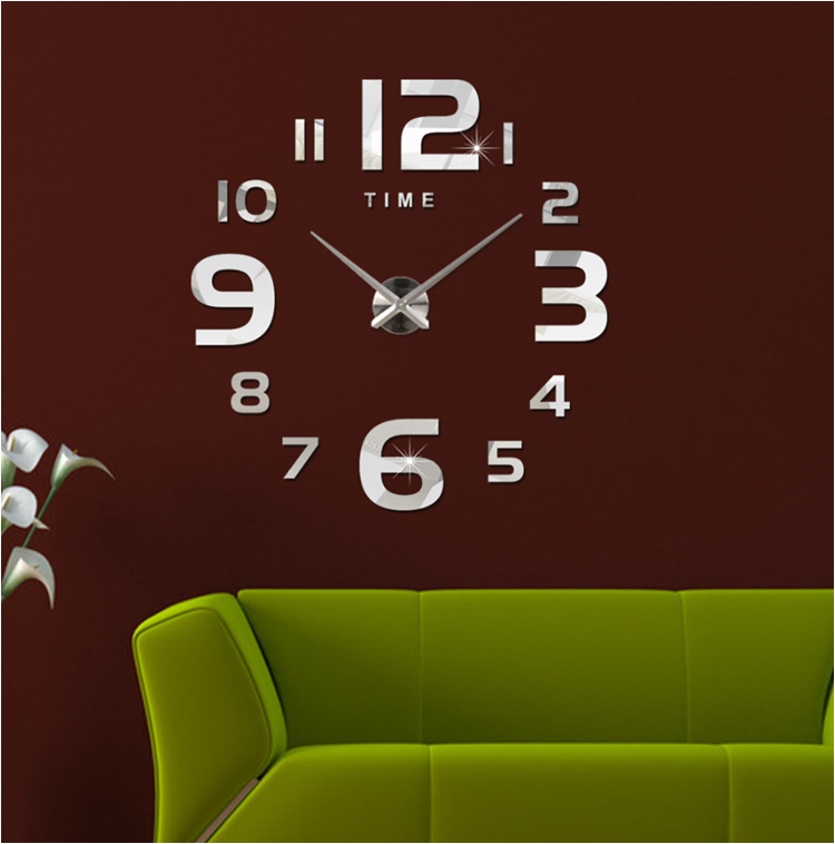 DIY Wall Clock - 22