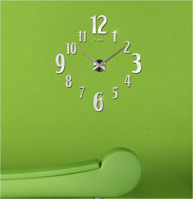 DIY Wall Clock - 24