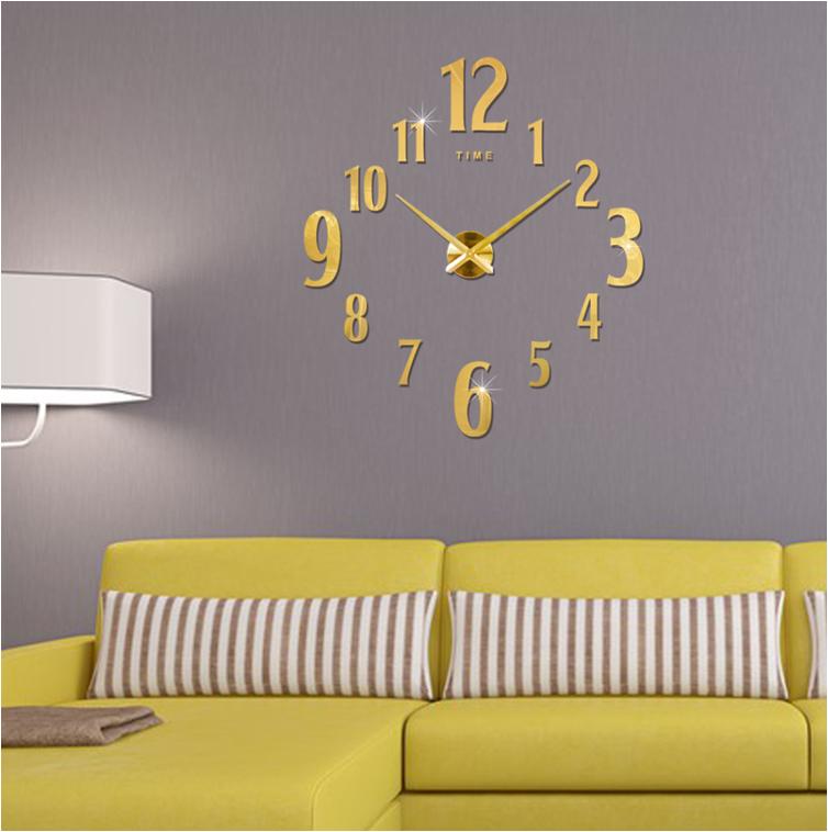 DIY Wall Clock - 24