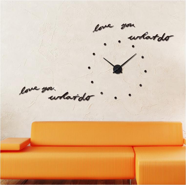DIY Wall Clock - 25