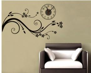 DIY Wall Clock - CG73